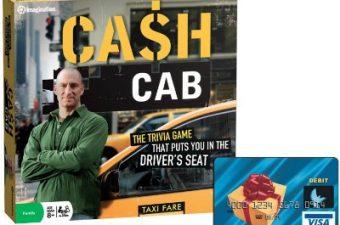 cash cab board game