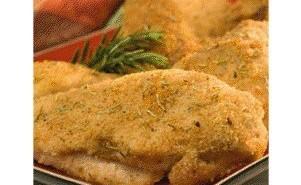oven fried herb chicken
