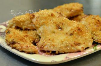 Hellmann's Chicken Change-Up: Asian Crusted Chicken