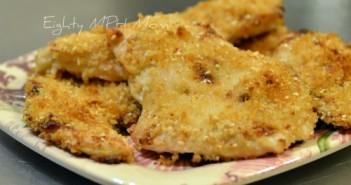 Asian Panko chicken