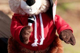 justin beaver plush