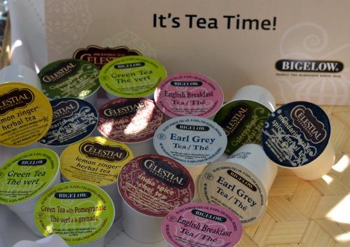 k-cup tea