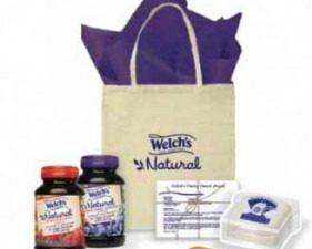 Welch's Natural Spreads Recipe Kit Giveaway