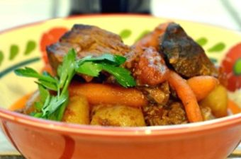 Cola Beef Stew
