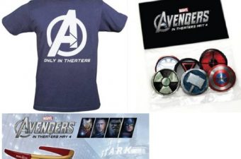 Marvel's the Avengers Toys