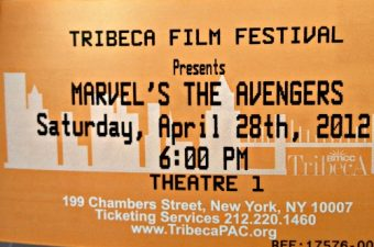 Marvel's the Avengers Movie Review – Tribeca Film Festival  #TheAvengersEvent