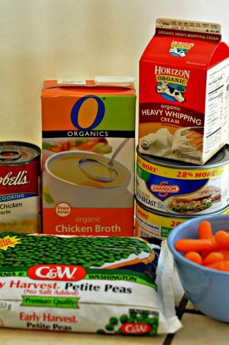 chicken and dumpling ingredients