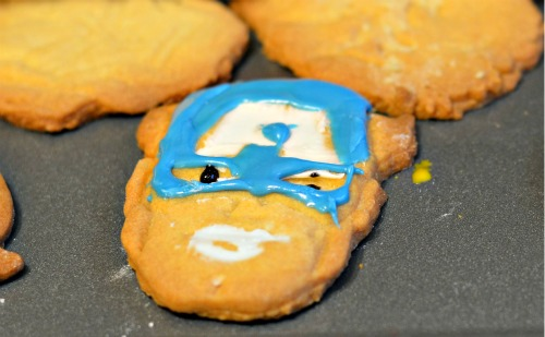 marvel cookies