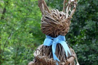 Pottery Barn Kids Vine Bunny for Easter