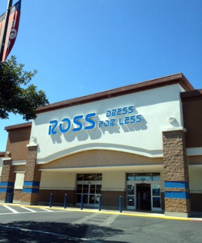 Ross department store online shopping