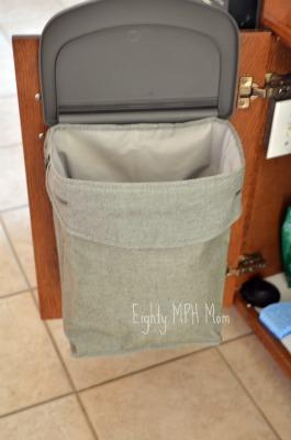 rubbermaid hidden recycler