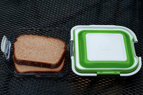 Contain This sandwich container