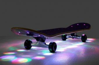 Rockboard Radiate Skateboard Giveaway ($89 ARV)