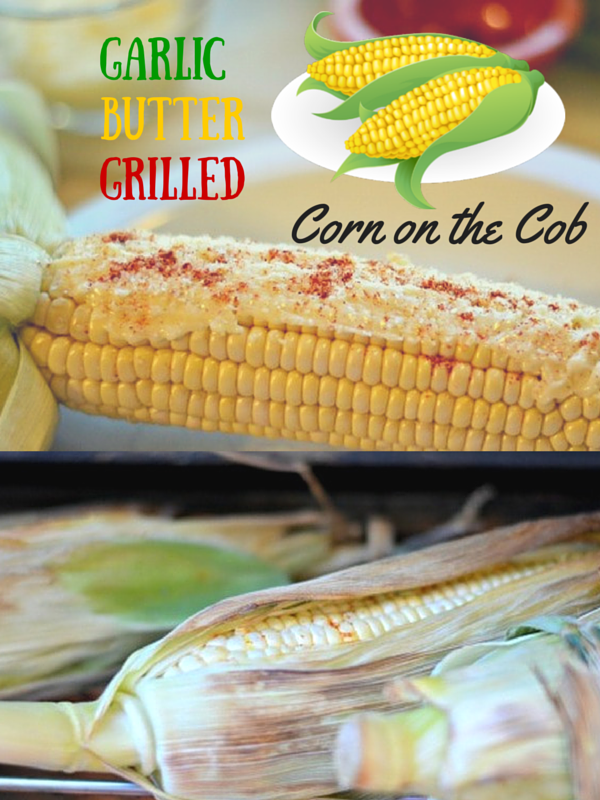 Garlic-Butter-Grilled-Corn-on-Cob