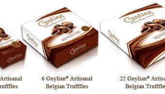 Guylian Artisanal Belgian Chocolates Prize Pack Giveaway!