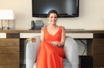 Marvel's the Avengers – interview with Cobie Smulders #TheAvengersEvent