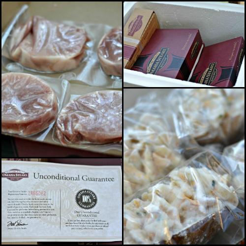 omaha steaks gift pack