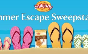 Snikiddy's Summer Escape Sweepstakes Announcement and $25 Grocery Card Giveaway