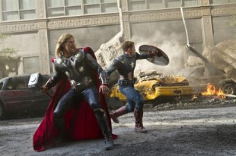 Movie Review – Marvel's the Avengers #TheAvengersEvent