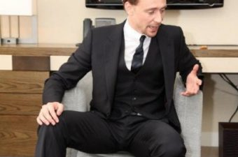 Marvel's the Avengers – Interview with Tom Hiddleston #TheAvengersEvent