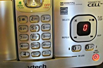 vtech connect to call