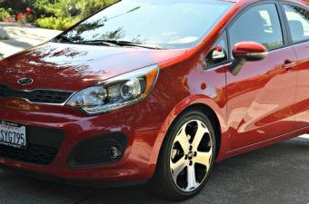 2012 KIA Rio 5-Door Review