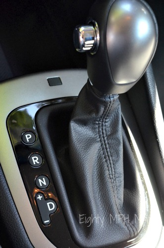 kia rio gear shift