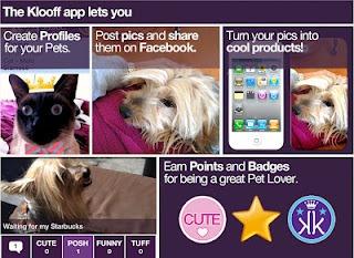 klooff pet app