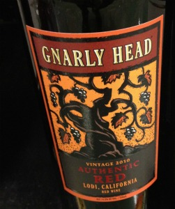 gnarly head wine