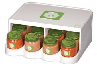 PRK Products Universal Baby Food Jar Organizer Review