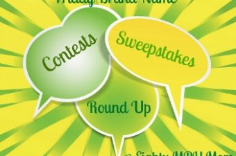Friday Brand Name Contest and Sweepstakes Roundup – Meijer Pinterest Contest!