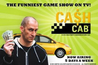 Cash Cab (now airing 5 nights a week!)