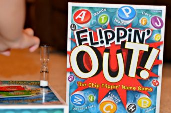 Flippin' Out board game review