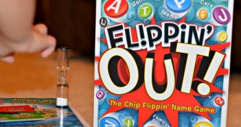 flippin out board game