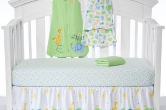 Halo Crib Set Giveaway ($100 ARV) #BabyShower