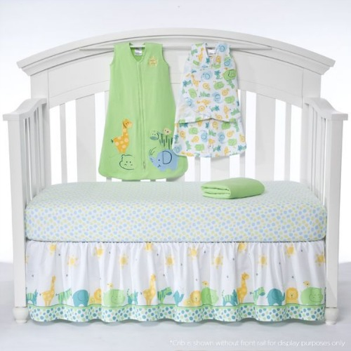 halo crib set