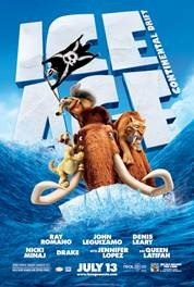 ice age continent drift