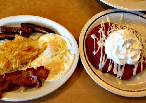 ihop combo breakfast