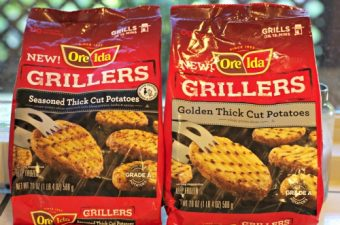 Ore-Ida Grillers – a new way to enjoy potatoes