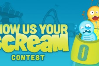 Do you hate bugs?  Enter the Show Us Your Scream Contest!