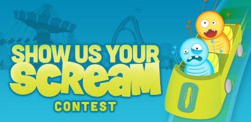 show us your scream contest