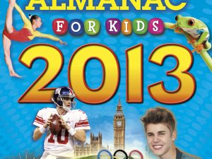 The World Almanac for Kids 2013 Review and Giveaway
