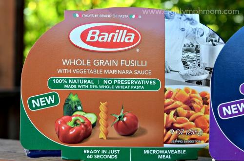 fusilli,microwaveable meals,barilla