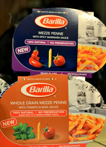 barilla,microwaveable meals