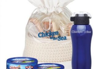 Chicken of the Sea: 60s & Sensational Contest and Giveaway
