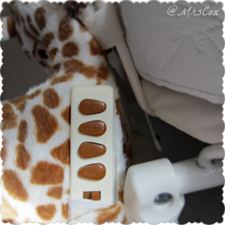 cloud b giraffe, baby sound machine, plus giraffe