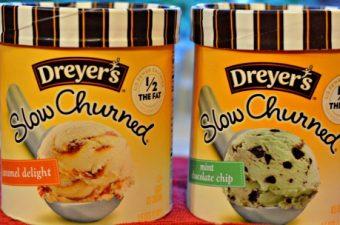 dreyer's half fat ice cream