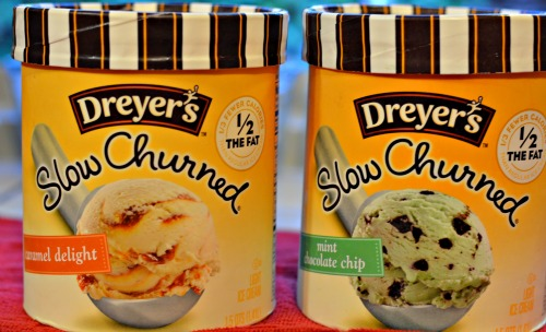 dreyer's half fat ice cream