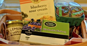 blueberry K-cup