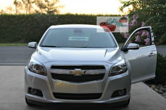 2013 Chevy Malibu Eco Review